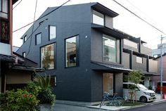 Gallery of Kyoto Residence / EXH Design + Anoffice - 1