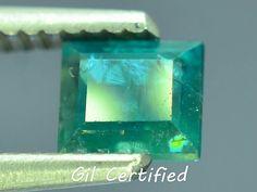 GiL Certified 0.79 ct Grandidierite World Class Rare Gem Madagascar PR.F