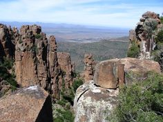 Graaff-Reinet, South Africa -- Valley of Desolation Free State, Peace On Earth, Nature Scenes, Africa Travel, South Africa, Places To Go, Landscapes, Southern, African