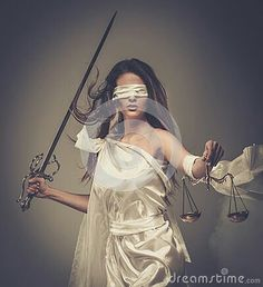 Photo about Femida, Goddess of Justice, with scales and sword wearing blindfold. Image of justice, lady, counsel - 39121321 Justice Scale, Lady Justice, Law And Justice, Family Law Attorney, Attorney At Law, Libra Tattoo, Religious Tattoos, Art Abstrait, Wonder Woman