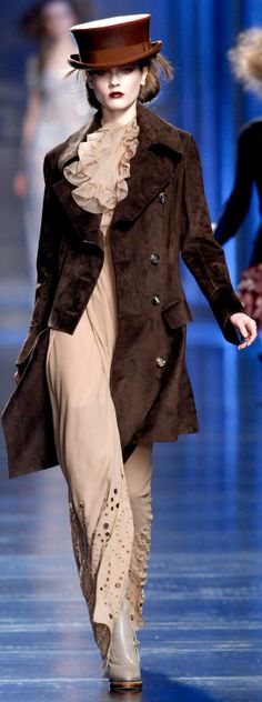 John Galliano for The House of Dior, Autumn/Winter 2010, Ready-to-Wear