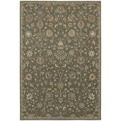 Style Haven Updated Traditional / Multi Area Rug