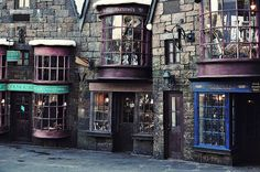 Hogsmeade Village  Wizarding World of Harry Potter Orlando, Florida
