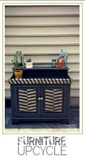 East Coast Creative: Outdoor Furniture Upcycle