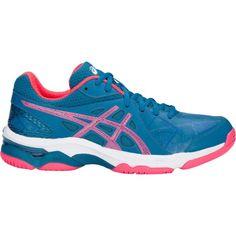 Asics Gel Netburner Academy 7 – Womens Netball Shoes – Race Blue Diva Pink f05d9b16b3