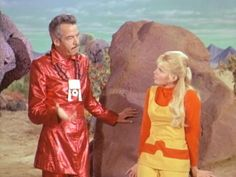 "Lost in Space Season 2 Episode 12 ""A Visit to Hades"""