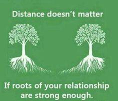 प्यार भरा रास्ता : दूरियों का अहसास -distance doesn't matter