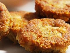 Get Cajun Catfish Cakes with Remoulade Recipe from Food Network