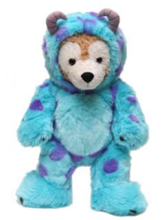disney duffy costume sulley   duffy the disney bear new releases shopping at disney is always fun ...