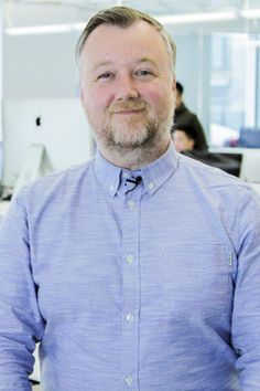 Stewart Scott-Curran, Director of Brand Design - Intercom Careers