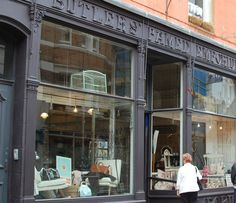 I love this shop in Hastings Old Town