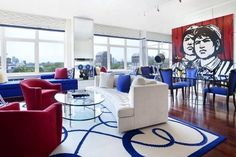 Oliver Stone Lists Nautical-Themed NYC Apartment for $3M