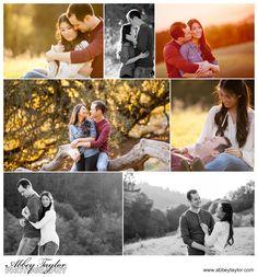 Michelle + Steven Sunset Engagement ~ Long Ridge Open Space Preserve, CA