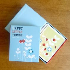 Ladybird Stationery by Isak