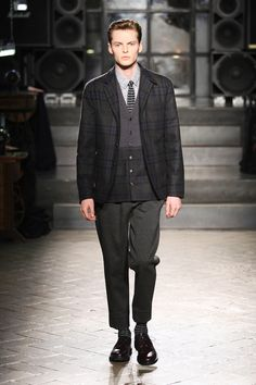 Antonio Marras | Fall 2014 Menswear Collection.