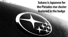 32 Astonishing Facts You Didn't Know Behind Your Favourite car brands. Hit the image for the video! #Subaru #spon