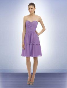 Bridesmaid Dress Style 323 - Bridesmaid Dresses by Bill Levkoff