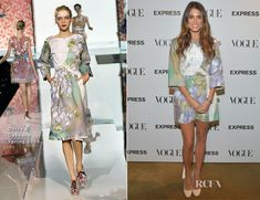 Nikki Reed In Dolce & Gabbana - Express And Vogue Celebrate 'The Scenemakers'