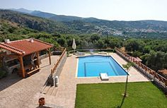 Charming holiday home with swimming pool near Lasithi