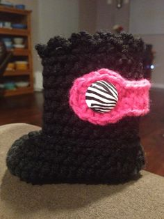 Baby girl boots  by GlitteringBlondie on Etsy