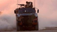 Fiji buys Aussie Bushmasters for peacekeeping