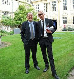 Kevin and Laurence on set of Lewis Inspector Lewis, Inspector Morse, Kevin Whately, Laurence Fox, Detective Shows, Tv Detectives, British Actors, Best Tv, On Set
