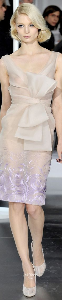 Dior Couture S/S 2012                                                       …
