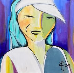 2020, Acrylic on canvas. 100x100 cm. Mysterious smile. Princess Zelda, Disney Princess, Mysterious, Mystery, Disney Characters, Fictional Characters, Aurora Sleeping Beauty, Paintings, Smile