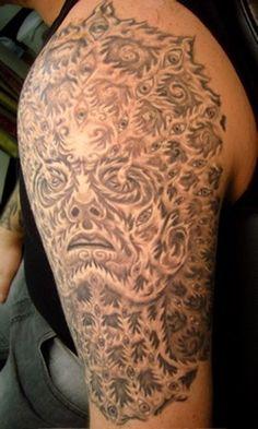 Left Shoulder Nice Alex Grey Tattoo For Men Tool Tattoo, 1 Tattoo, Wrist Tattoos, Back Tattoo, Sleeve Tattoos, Alex Grey Tattoo, Psychedelic Tattoos, Tattoo Arm Designs, Mens Shoulder Tattoo