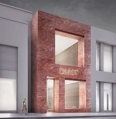 David Chipperfield . Bally flagship store . Los Angeles (1)