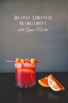 "Blood orange margarita sounds perfect for cocktail hour at a UT  themed wedding! ""New Twists on Old Favorite Wedding Cocktails"" via Tidewater and Tulle"