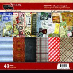 Epicurean 8x8 Paper Pad (48 sheets)