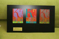 Värihahmotus, 3 ov. Arvosana: 5. Muotoiluinstituutti, 2002–2006, viestinnän koulutusohjelma, graafinen suunnittelu. © Natasha Varis, 2004.