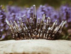 Queen of Swords Crown by Elemental Child
