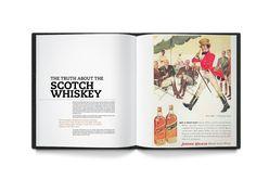 The Liquor Book on Behance