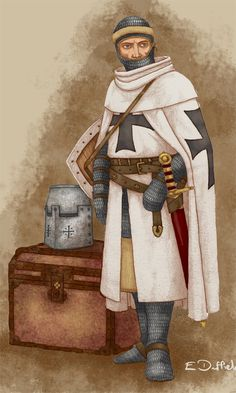 Teutonic Knight by Duffield03 on DeviantArt