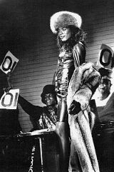 VOGUING AND THE HOUSE BALLROOM SCENE OF NEW YORK CITY 1976 - 1996
