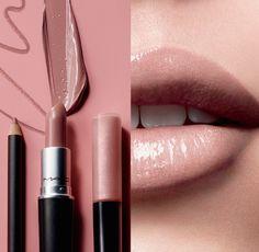 MAC Look In a Box - Pretty Natural Lip kit