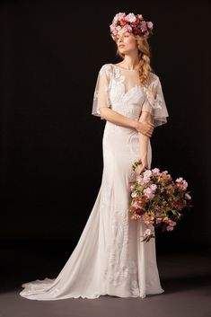 bd9629704ac Temperley London Chic Wedding Dresses
