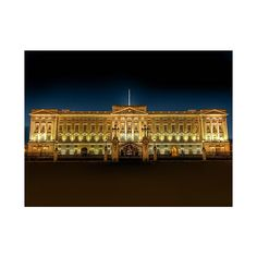 Buckingham Palace Fotos von London in Bildergalerie: Buckingham Palace ❤ liked on Polyvore featuring home, home decor and palace