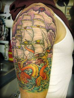Kaleidoscope Tattoo, Cambridge, MA (Markus Anacki)