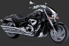 motocicleta Boulevard Linha da marca Boulevard Suzuki