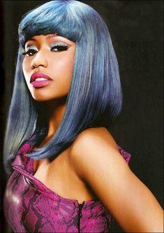 How to Create a Nicki Minaj-inspired Makeup Look