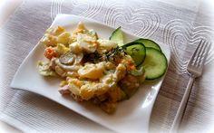 Simi´s Sattmacher- Rezepte und mehr.....: Sächsischer Kartoffelsalat