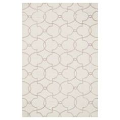 Palermo Rug in Ivory & Silver