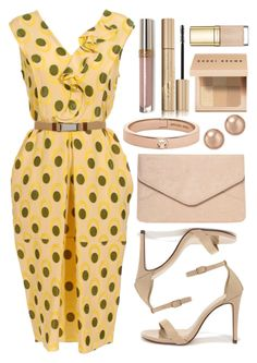 """""""Untitled #4032"""" by natalyasidunova ❤ liked on Polyvore featuring Marni, My Delicious, Dorothy Perkins, Michael Kors, Bloomingdale's, Stila, Bobbi Brown Cosmetics and Dolce&Gabbana"""
