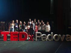 TEDxCastelfrancoVeneto parla di #TEDxPadova su Instagram Il #TEDxCastelfrancoVeneto oggi al #TEDxPadova ☺️ #DomaniOra