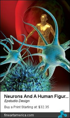 Order a print of this illustration from fineartamerica - epstudiodesign High Resolution Images, 3d Illustrations, Animals, Design, Fashion, Nerve Cells, Animais, Moda, Animales