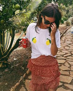 """6,423 gilla-markeringar, 35 kommentarer - Lizzy (@lizzyvdligt) på Instagram: """"Still dreaming of this great time in Ibiza. Get this T-shirt 20% off with other faves of mine with…"""""""