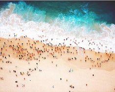 Día de playa en Australia